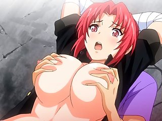 Hentai sexual intercourse with blowjob