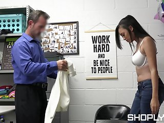 Panhandler roughly fucks eradicate affect hot impart lifter counterfoil stripping her