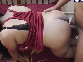 Desi Prexy Bbw Aunty Fucking With Devar 06