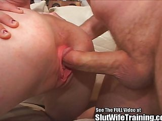 Nasty Anal Whore Aggravation Licking Slut Tie the knot