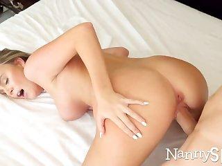 Nanny Likes Nookie - Alexis Adams   Job Troubles