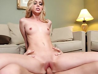 amateur hardcore with young perky tits blonde cock rider