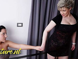Perishable Step Mama Seduced Her Shy 18 Year Venerable Stepdaughter