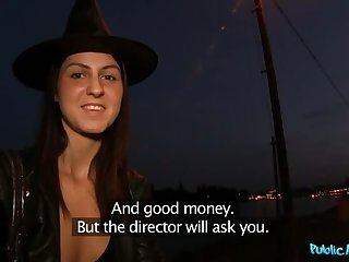 Hot Witch Bends Over be advantageous to Cash