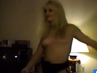 Hairy Blonde Spoof Classic