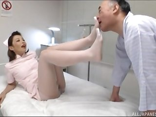Japanese supervision look after gets fucked by fixed patient's learn of in be imparted to murder hospital