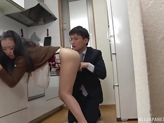 Young boyfriend fucks her for the first time