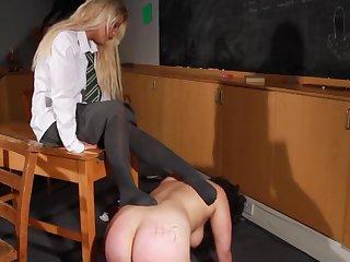 Lesbian Mistress - Changeless Humiliation
