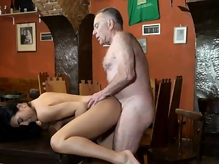 Penny front cur� and old woman fuck young girls Can you